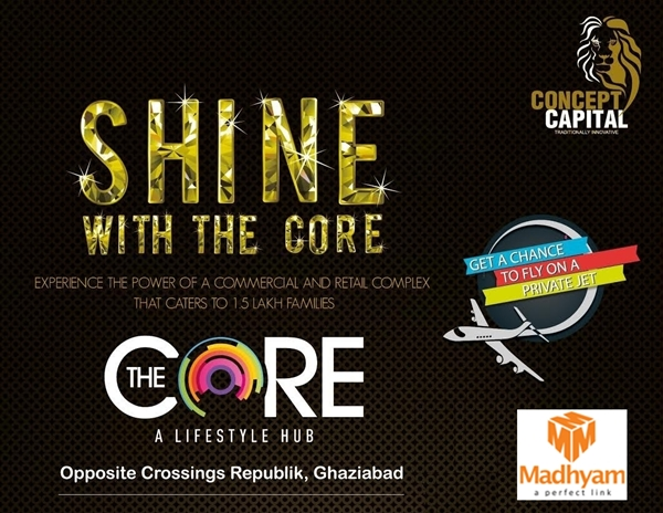 the core ghaziabad