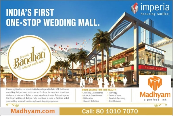 imperia bandhan wedding mall