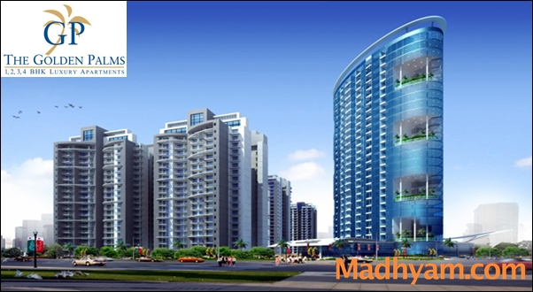 golden palms noida