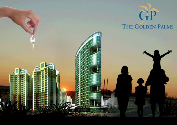 nimbus golden palms noida