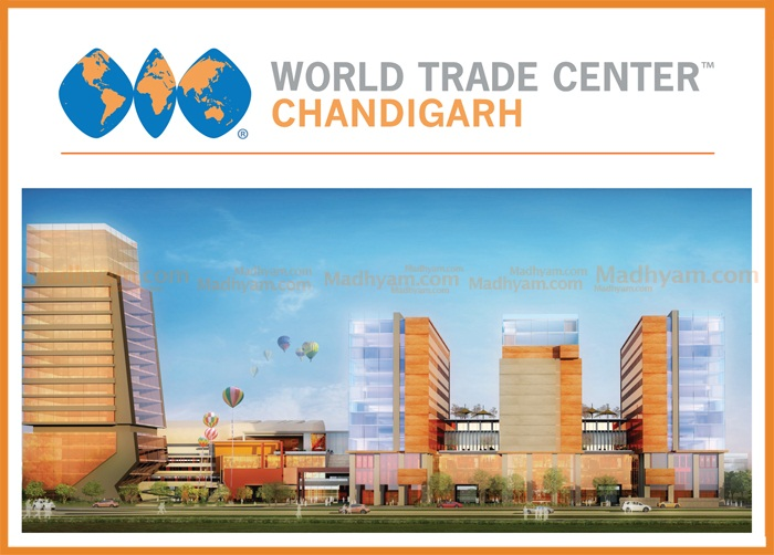 chandigarh world trade center