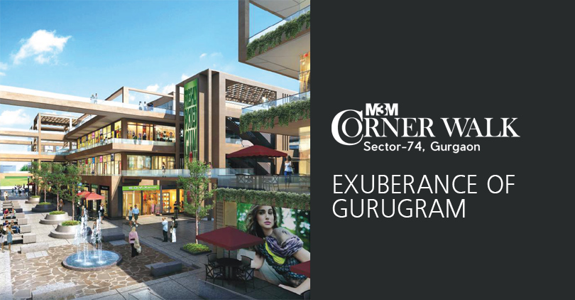M3M Corner Walk Gurgaon