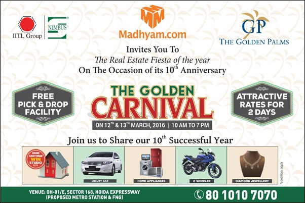 The Golden Carnival Noida