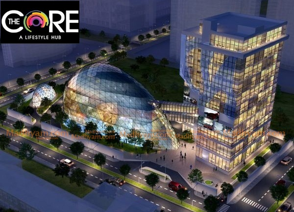 the core mall ghaziabad