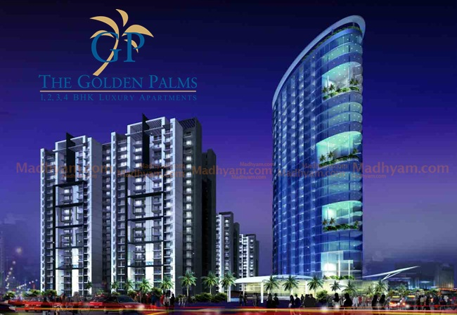 the golden palms noida
