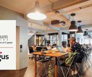 Coworking Space in ithum Noida