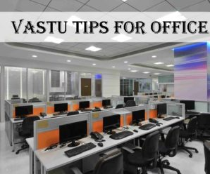 vastu tips for offfice