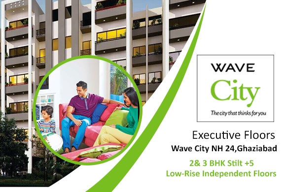 wave executive floors ghaziabad