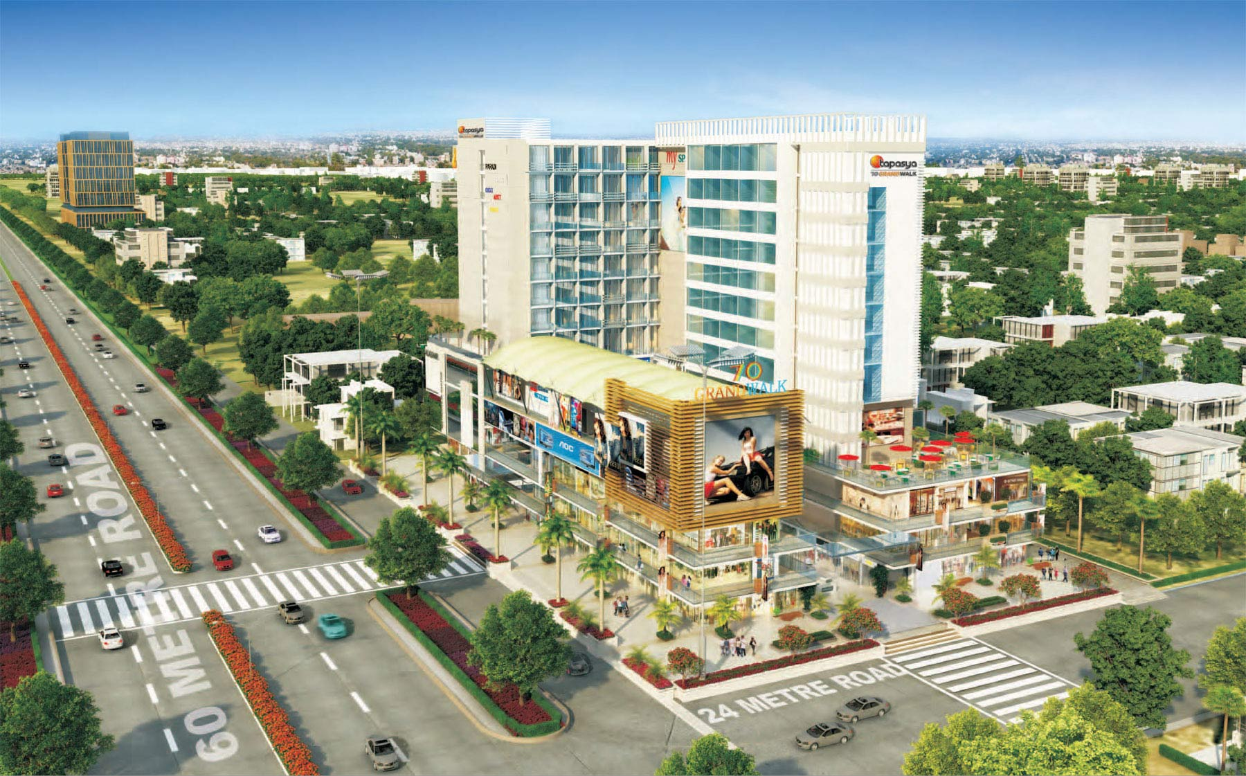 Tapasya 70 Grand WalkGurgaon