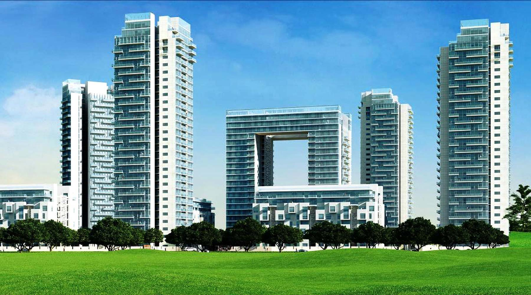 Ireo Grand ArchGurgaon