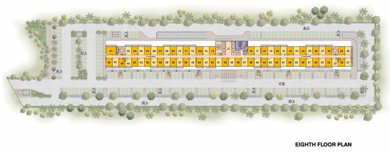 Sushma Infinium Chandigarhfloor plan