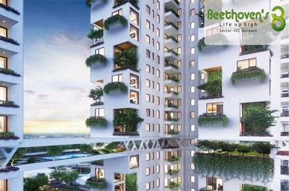 Agrante Beethoven 8 Gurgaon