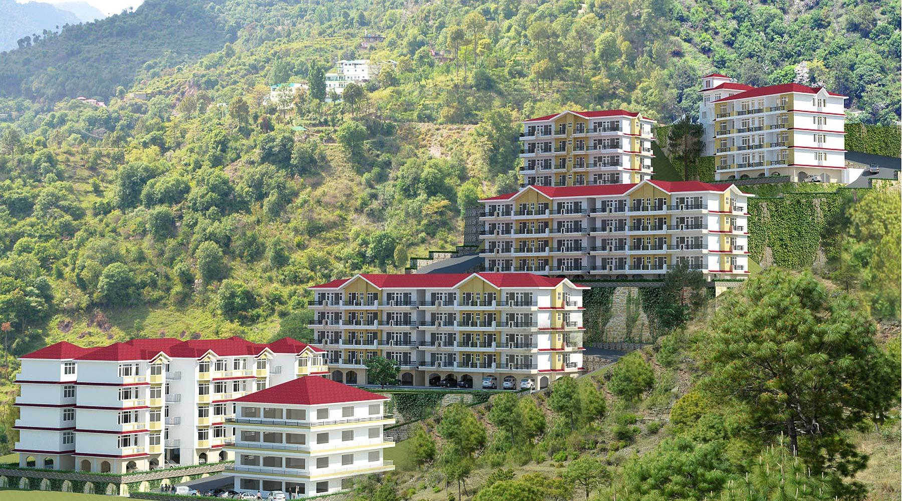 Dev Bhoomi ApartmentsSolan
