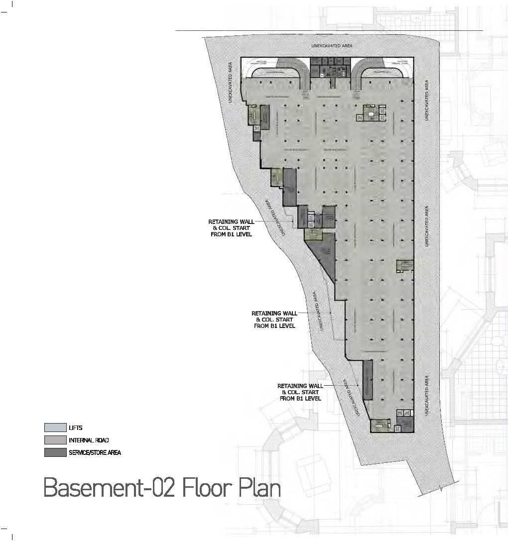 Doon Square Retailfloor plan