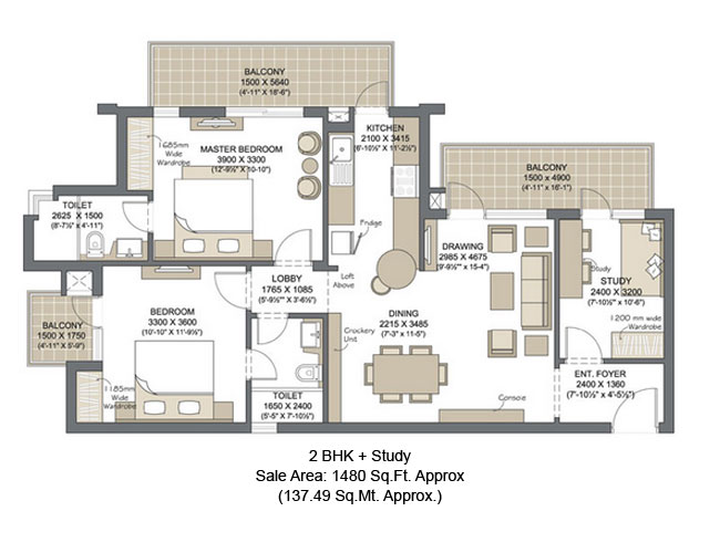 Microtek Greenburgfloor plan