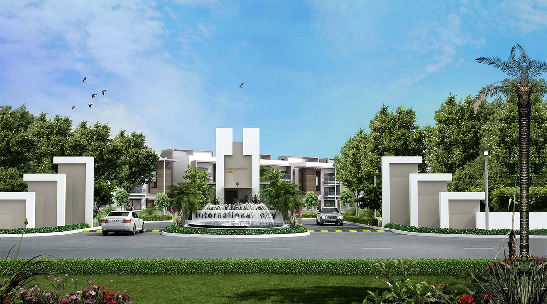 International CityGurgaon