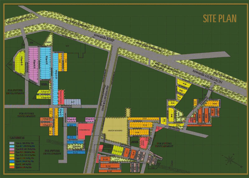 Raheja Aranya Green City Plots Sohna Gurgaon