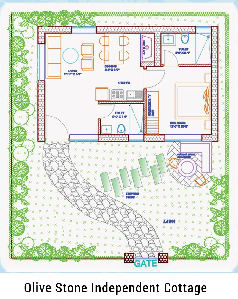 Samsara Heightsfloor plan