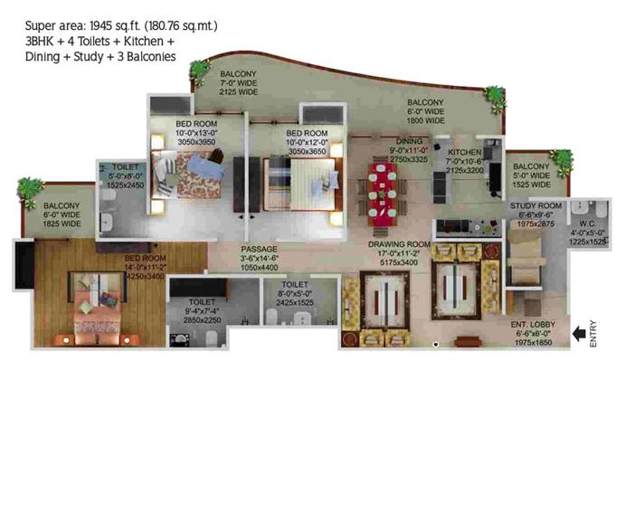 Supertech Capetown Noida Cape Town Sector 74 Noida