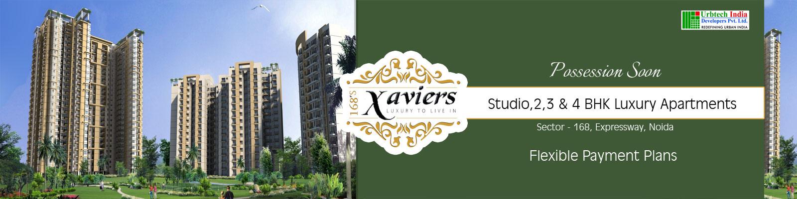 Urbtech 168's Xaviers Noida Noida