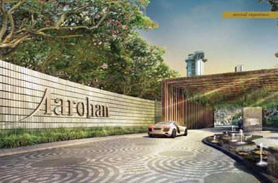 Vipul Aarohan Residences
