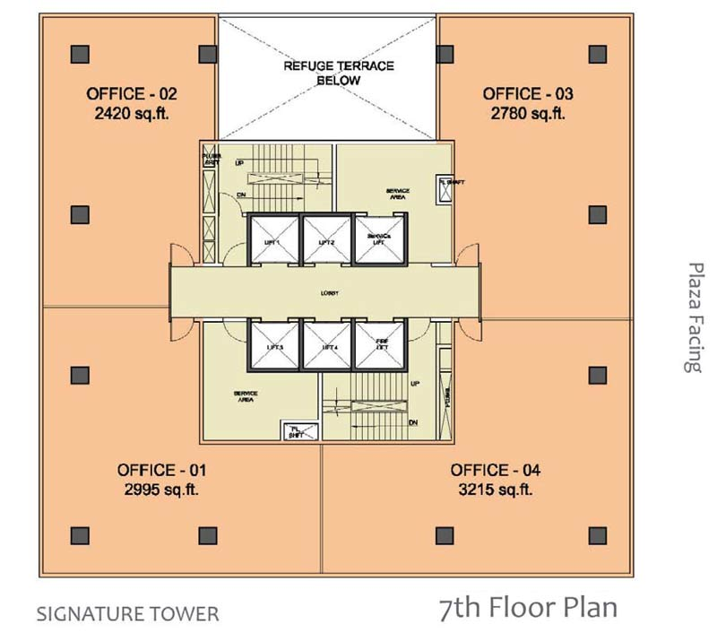 World Trade Center Floor Plan | World Trade Center Chandigarh Aerocity Wtc Chandigarh